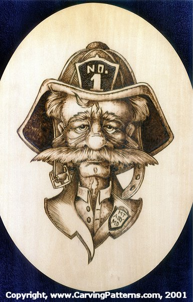 Coloring Wood Burning and Pyrography Projects by L S Irish