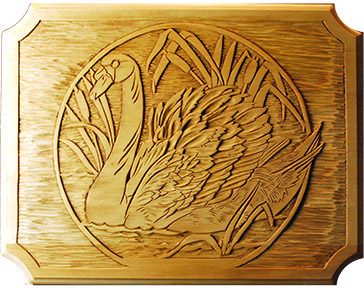 How to incise a relief wood carving pattern by L S Irish ...