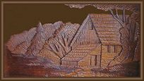 """This pattern is available in our Landscape Pattern Package and in our new """"Landscapes in Relief"""" book."""