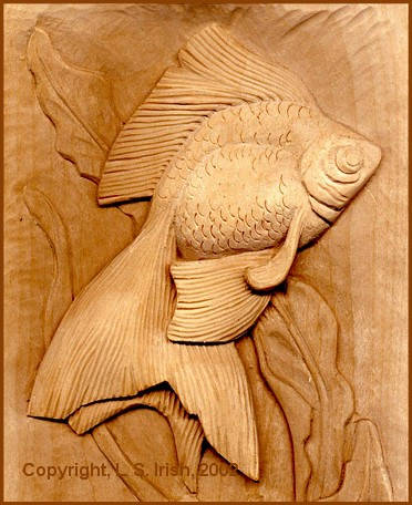 wood carving fish patterns free plans diy free download