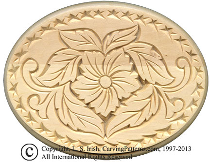 Woodwork Free Chip Carving Patterns PDF Plans