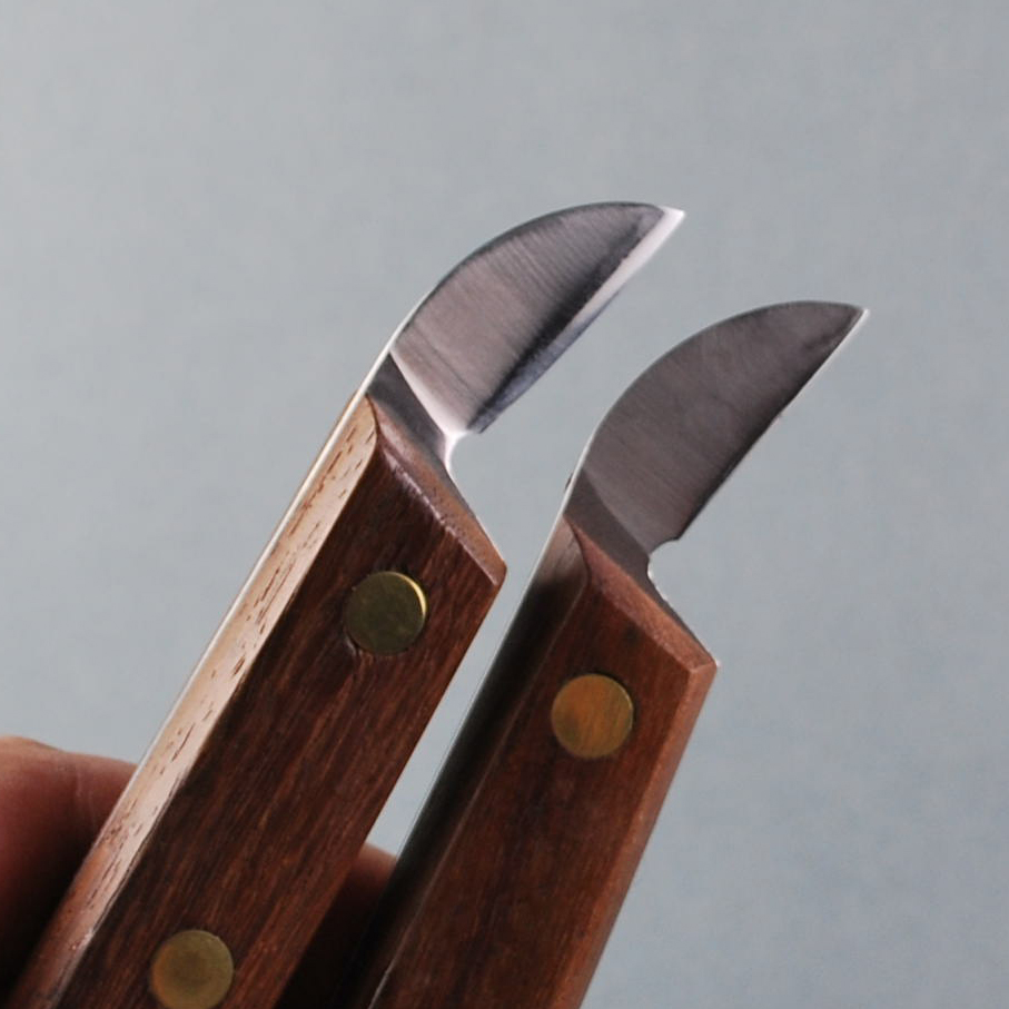 Sharpening your chip carving knives by l s irish