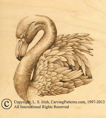Mapping Your Pyrography Pattern Project By L S Irish