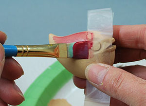 how to paint your wood carving or pyrography project, taught by L S Irish