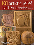 101 Artistic Relief Patterns by Lora S Irish