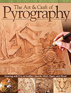 Arts and Crafts Pyrography by Lora S Irish