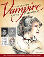 The Original Vampire Artists Handbook by Lora S Irish