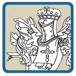 coat of arms patterns by Lora S Irish