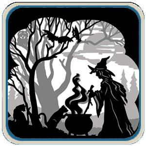 Scroll Saw Halloween Patterns by Lora Irish