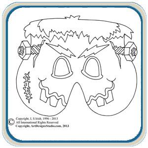 Pumpkin Carving and Halloween Patterns by Lora Irish