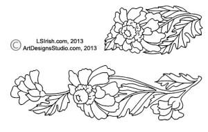 daisy practice pattern