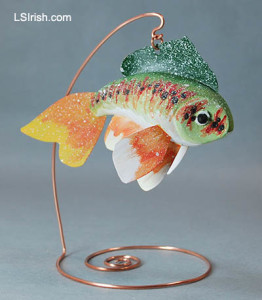 free pattern for a wood carving fish decoy