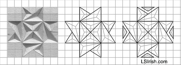 Printable Chip Carving Patterns: Images about chip carving on ...