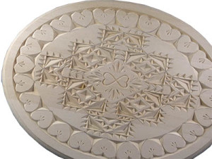 sample chip carving pattern