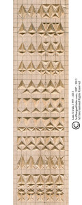 progressions chip carving practice board