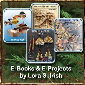 E-Books and E-Projects by Lora Irish