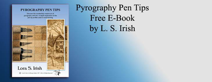 Pyrography Pen Tips