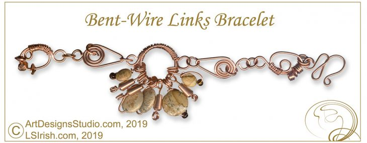 Wire Wrapped Copper Jewelry Designs